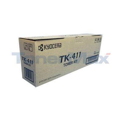 KYOCERA MITA KM-1620 TONER CARTRIDGE BLACK